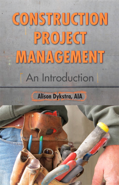Construction Project Management Cover